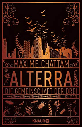 Kurzrezension Alterra von Maxime Chattam
