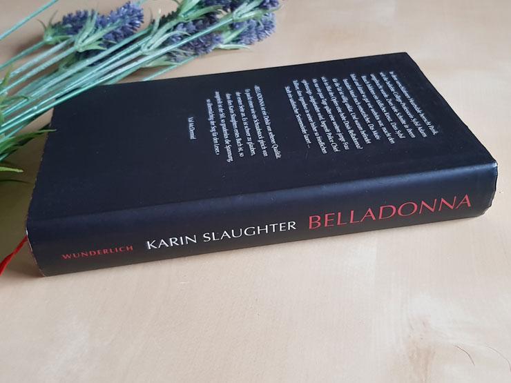 Rezension Belladonna von Karin Slaughter
