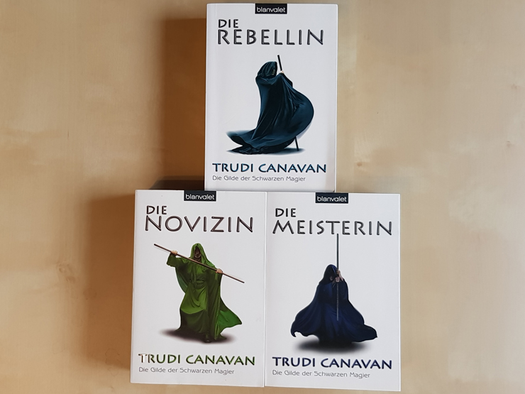 SuB Die Gilde der schwarzen Magier von Trudi Canavan