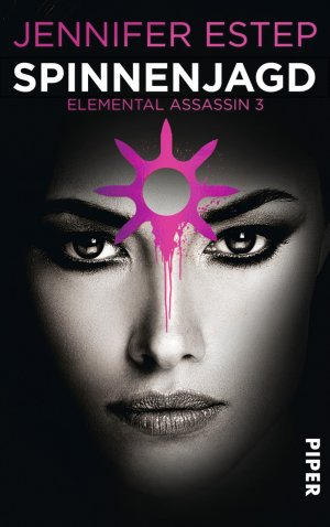 Rezension Elemental Assassin - Spinnenjagd von Jennifer Estep