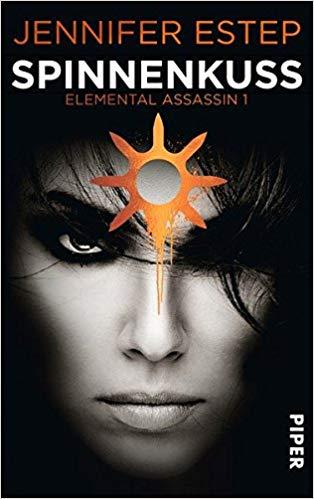 Rezension Elemental Assassin - Spinnenkuss von Jennifer Estep