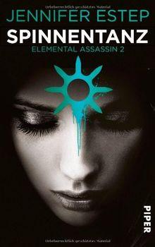 Rezension Elemental Assassin - Spinnentanz von Jennifer Estep