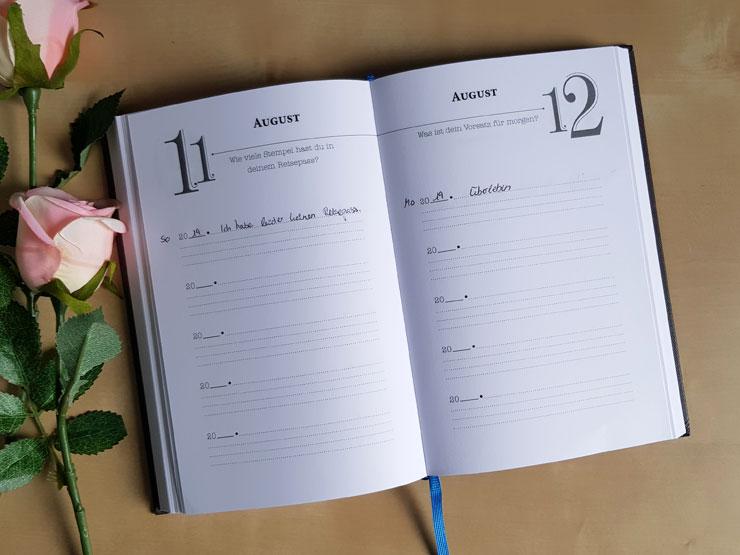 5 Jahre Tagebuch