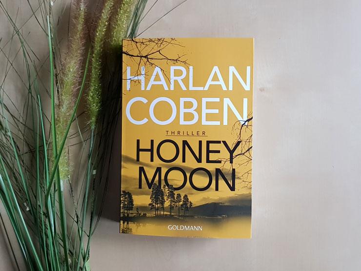 Honeymoon von Harlan Coben