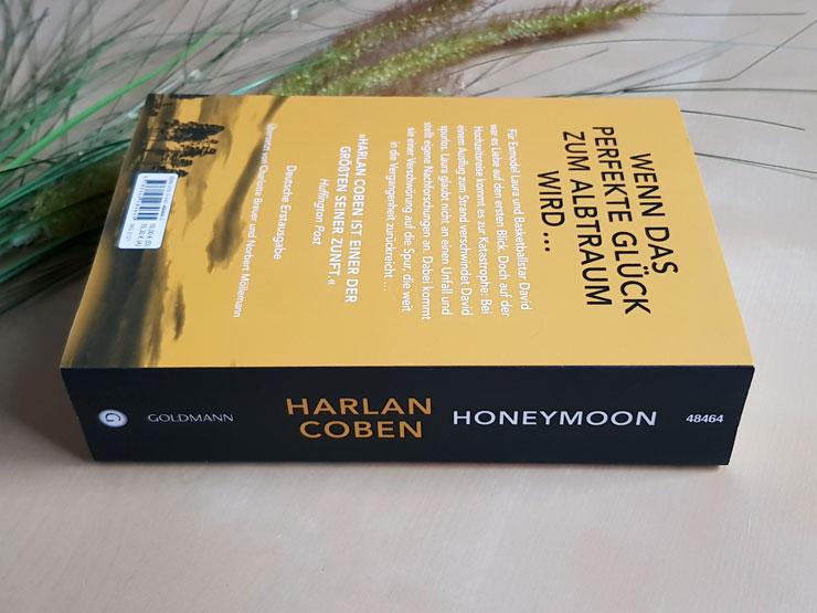 Rezension Honeymoon von Harlan Coben