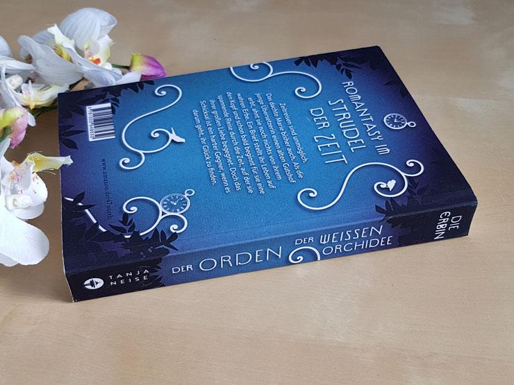 Der Orden der weißen Orchidee - Die Erbin von Tanja Neise