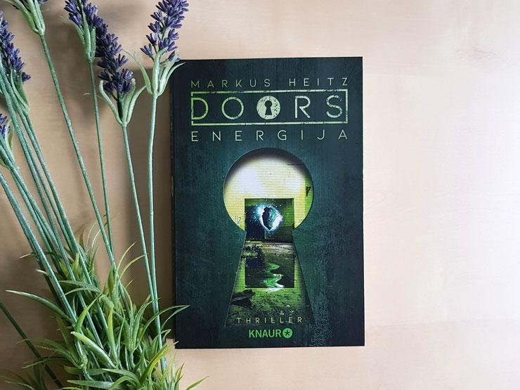 DOORS - Energija von Markus Heitz