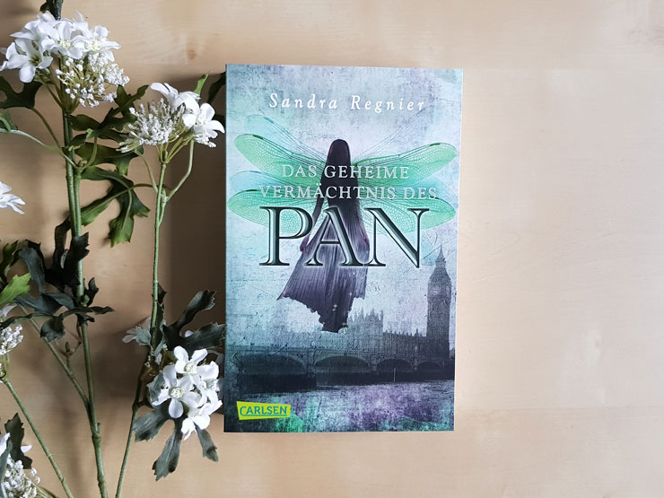 Das geheime Vermächtnis des Pan von Sandra Regnier