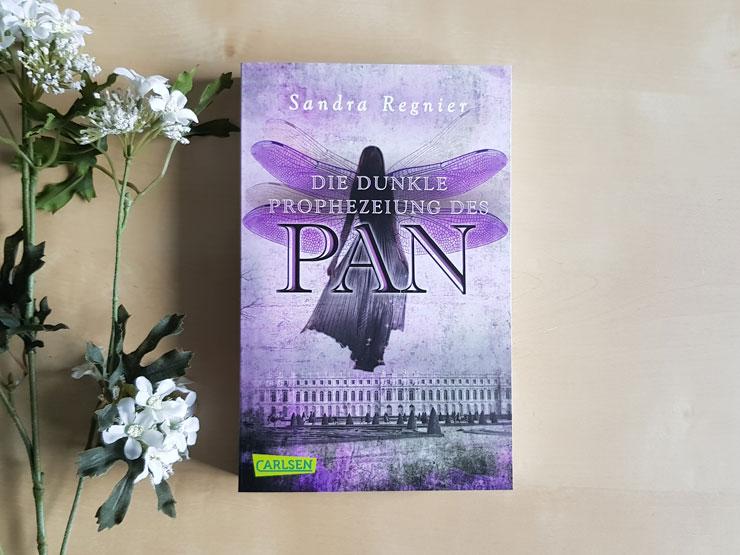 Die dunkle Prophezeiung des Pan von Sandra Regnier