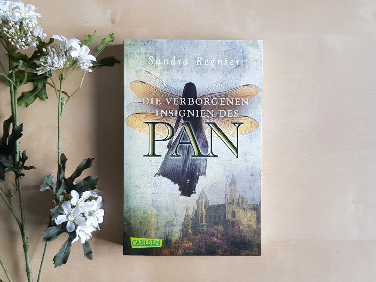Die verborgenen Insignien des Pan von Sandra Regnier