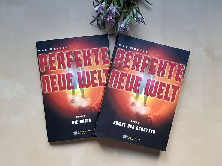 Perfekte neue Welt von Max Werdau
