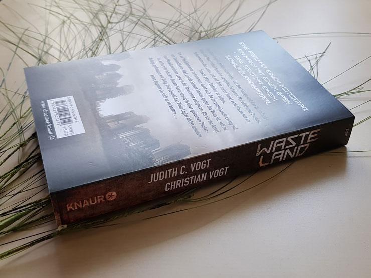 Wasteland von Judith C. Vogt und Christian Vogt