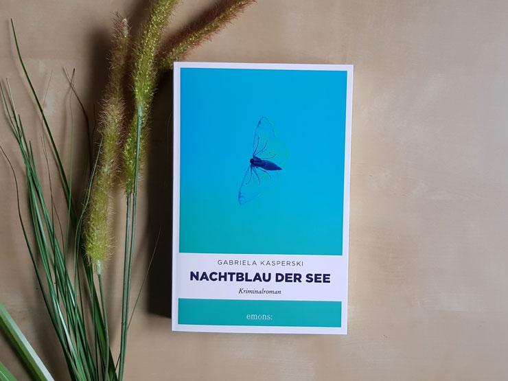 Nachtblau der See von Gabriela Kasperski
