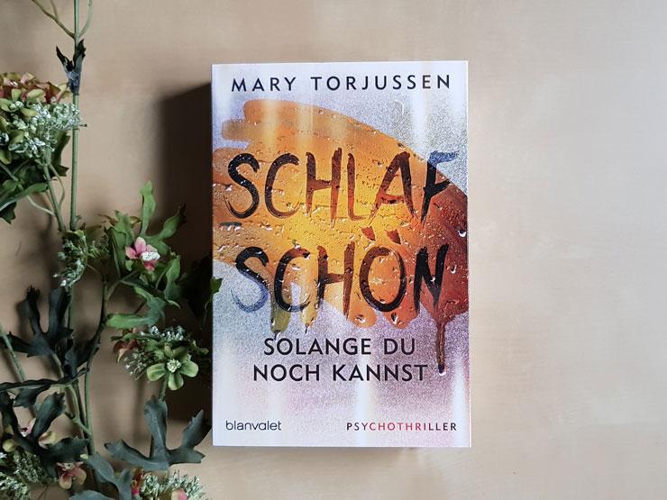 Schlaf schön, solange du noch kannst von Mary Torjussen