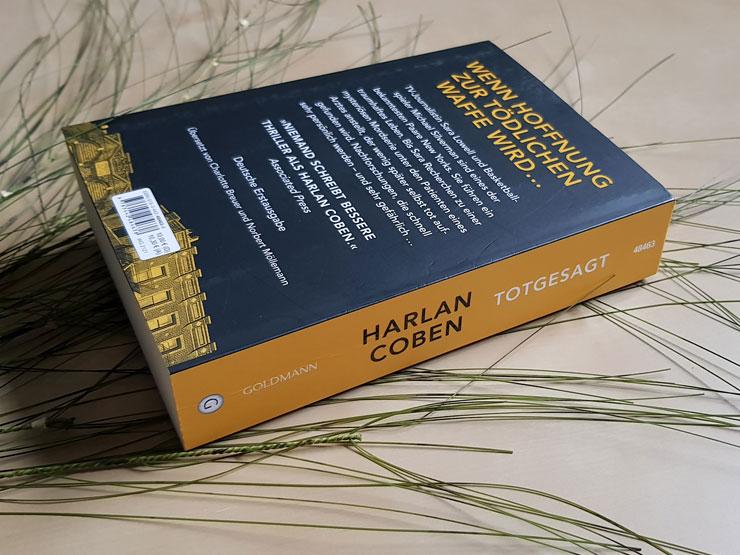 Totgesagt von Harlan Coben