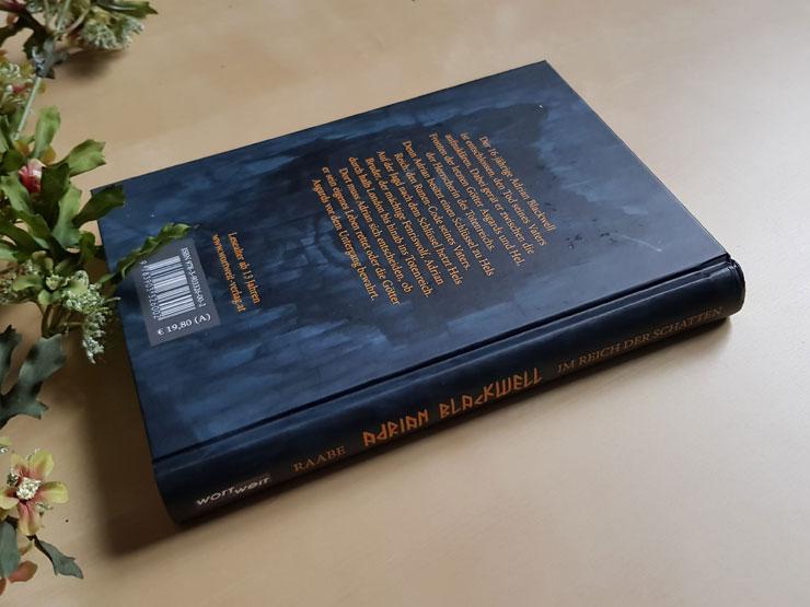 Adrian Blackwell - Im Reich der Schatten von Ralf Raabe