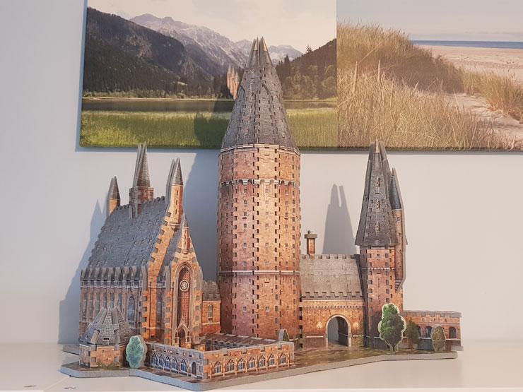 Wrebbit Hogwarts