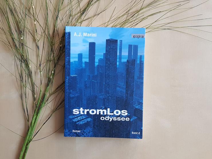 stromLos: odyssee von A.J. Marini