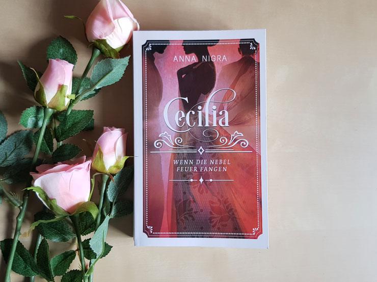 Cecilia - Wenn die Nebel Feuer fangen von Anna Nigra