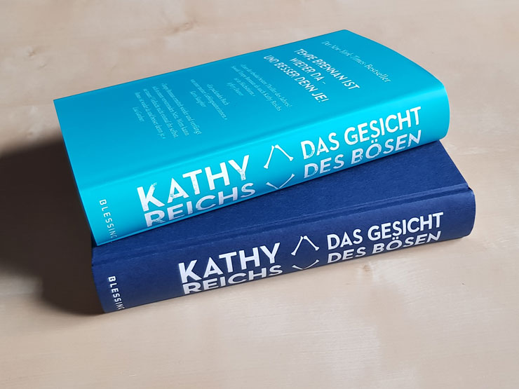 Das Gesicht des Bösen von Kathy Reichs
