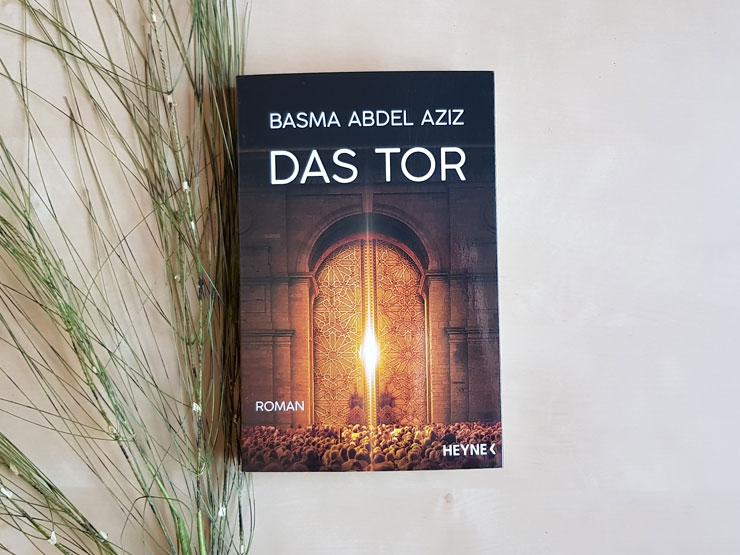 Das Tor von Basma Abdel Aziz