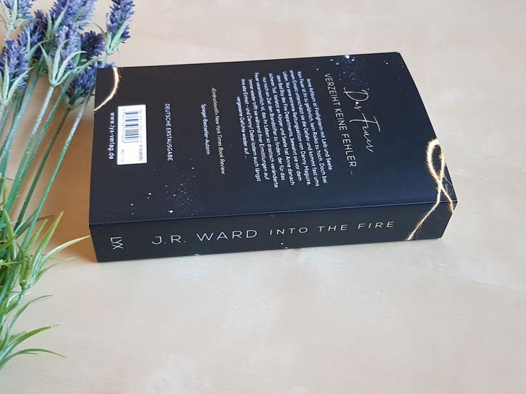 Into the Fire von J. R. Ward