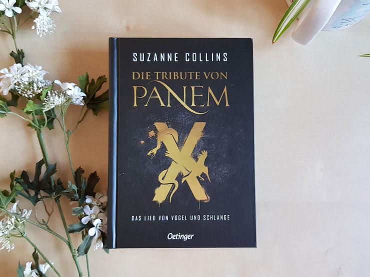 Die Tribute von Panem X – Das Lied von Vogel und Schlange von Suzanne Collins