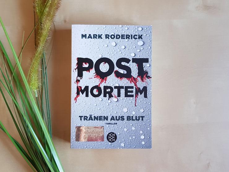 Post Mortem - Tränen aus Blut von Mark Roderick