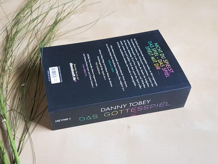 Das Gottesspiel von Danny Tobey