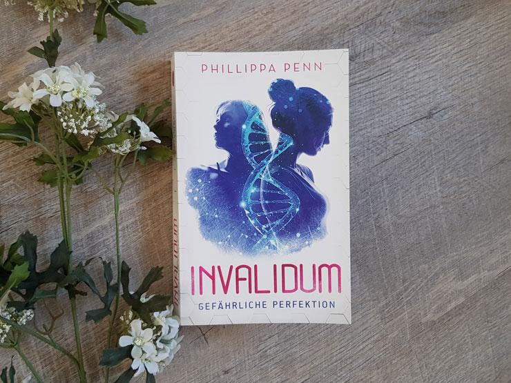Invalidum - Gefährliche Perfektion von Phillippa Penn