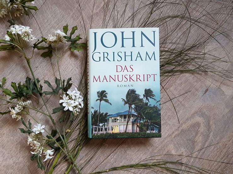 Das Manuskript von John Grisham