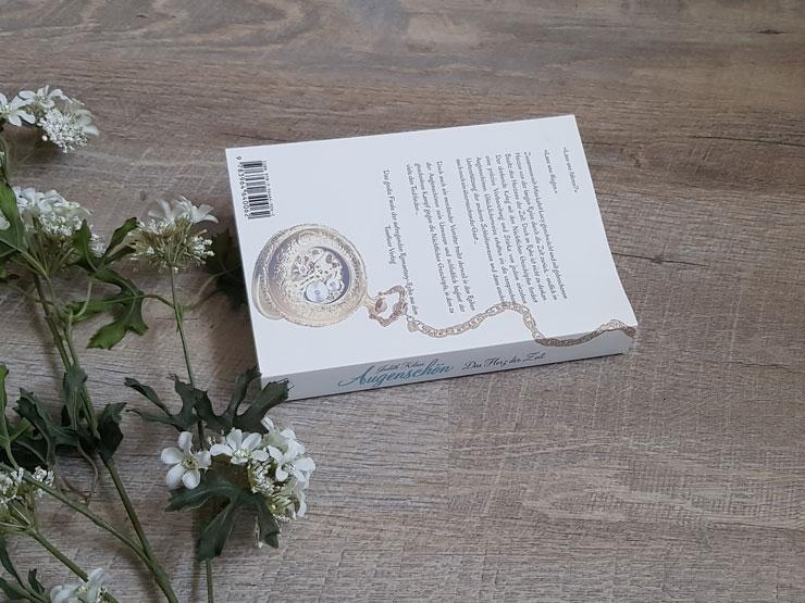 Augenschön - Das Herz der Zeit von Judith Kilnar
