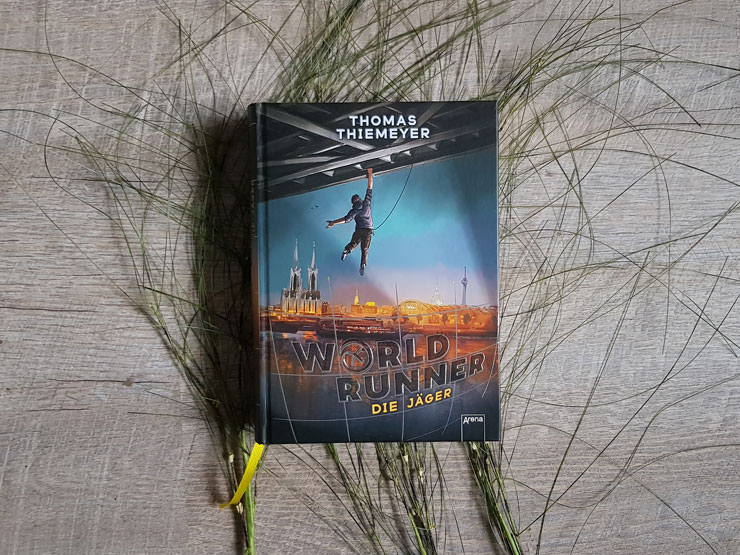 World Runner - Die Jäger von Thomas Thiemeyer