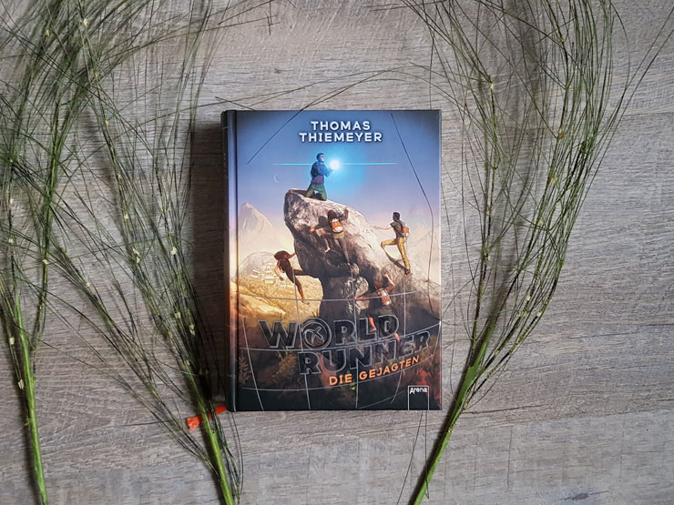 World Runner - Die Gejagten von Thomas Thiemeyer