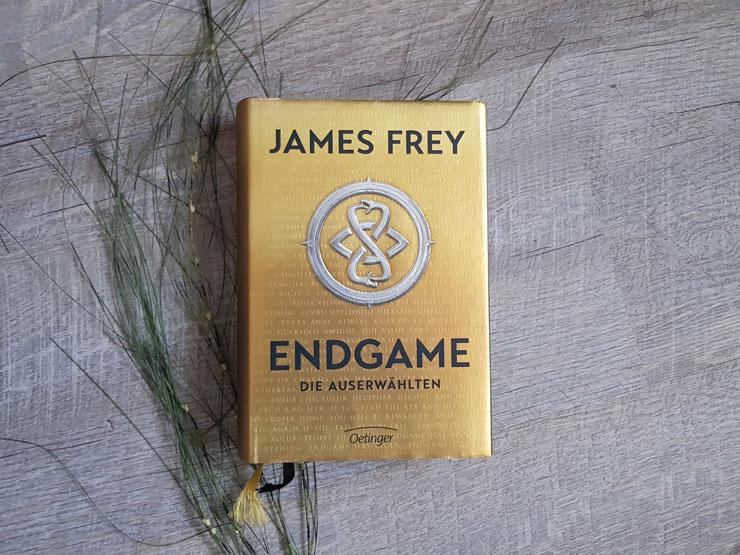 Endgame - Die Auserwählten von James Frey
