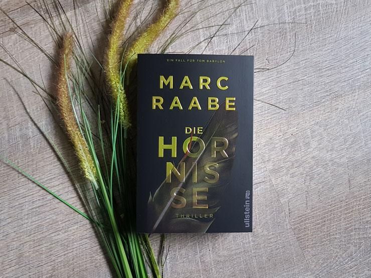 Die Hornisse von Marc Raabe
