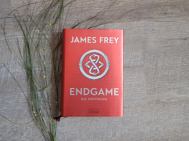 Endgame - Die Hoffnung von James Frey