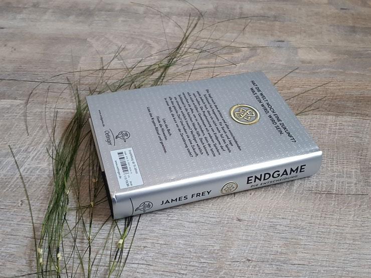Endgame - Die Entscheidung von James Frey