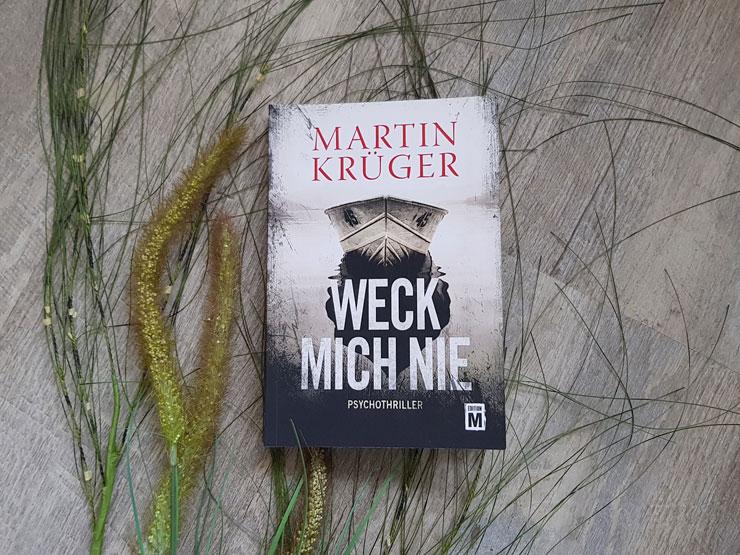 Weck mich nie von Martin Krüger