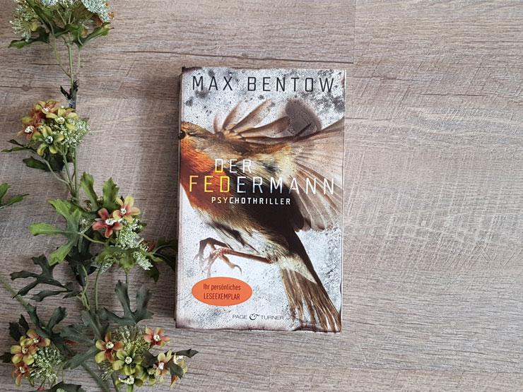 Der Federmann von Max Bentow