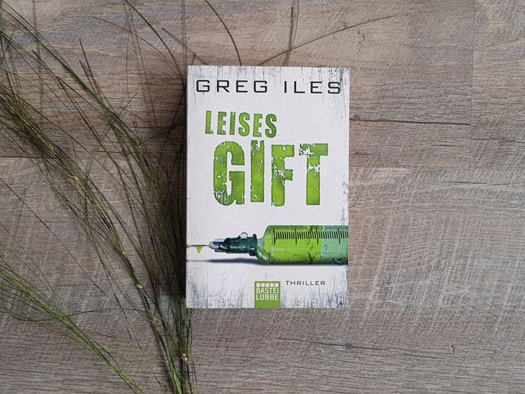 Leises Gift von Greg Iles