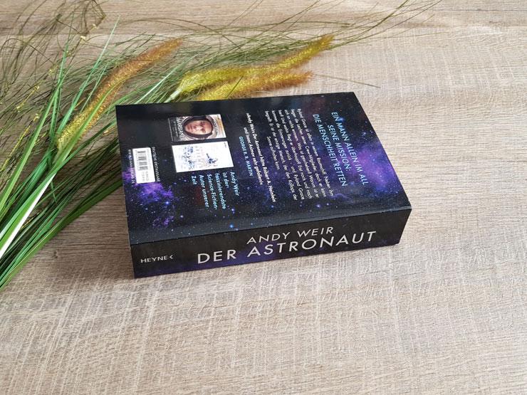 Der Astronaut von Andy Weir
