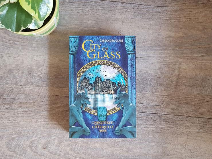 City of Glass von Cassandra Clare
